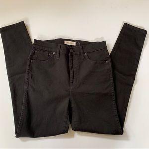 Madewell Jeans - Madewell 10-Inch High Riser Skinny Skinny Jeans